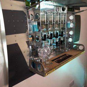 Aero Craft Drinks Panel - Mk II