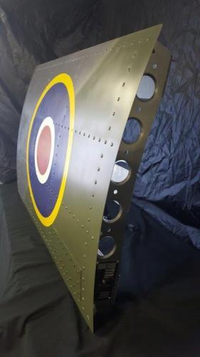 RAF C.1 Spit 2 Side A2
